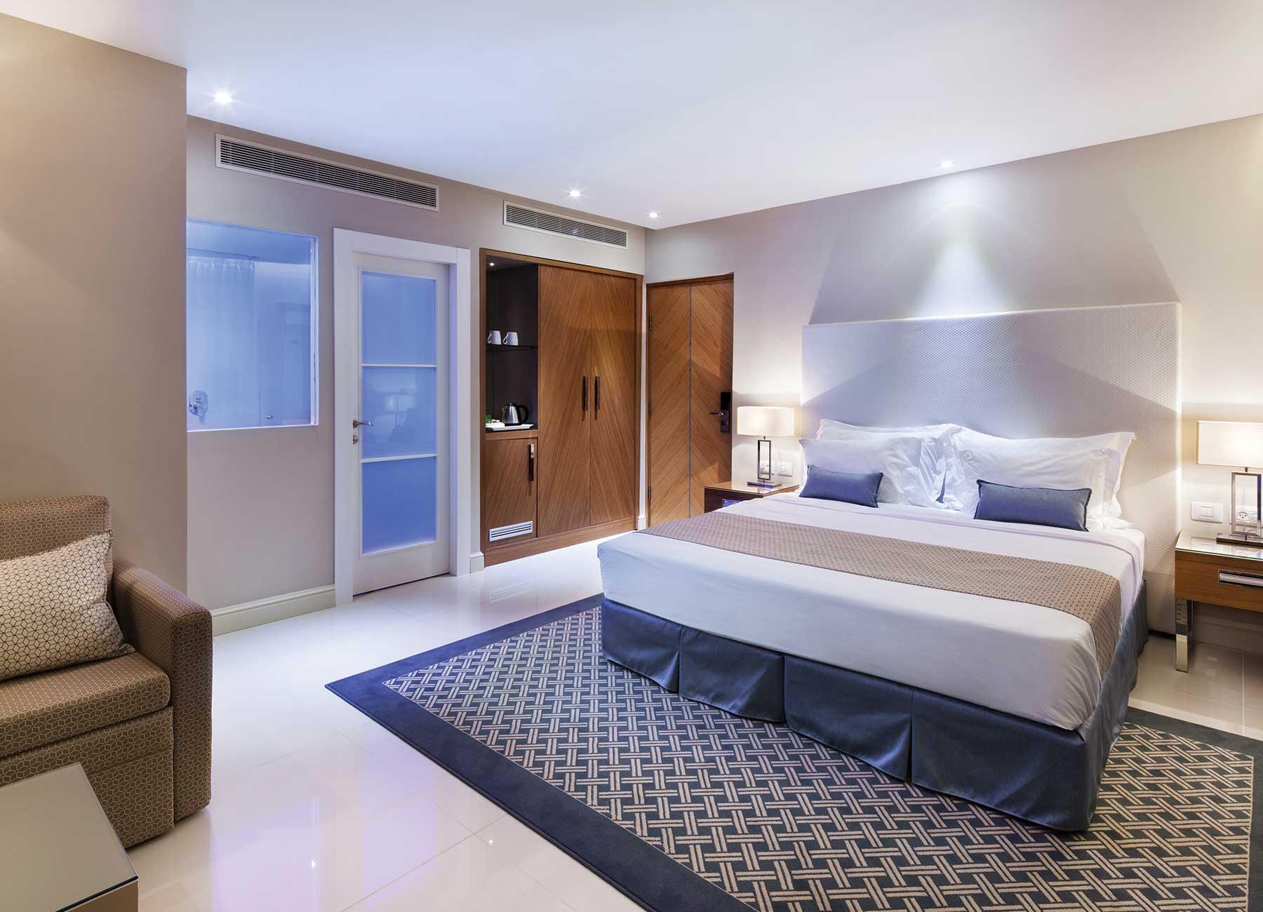 חדר במלון הרברט סמואל הריף אילת