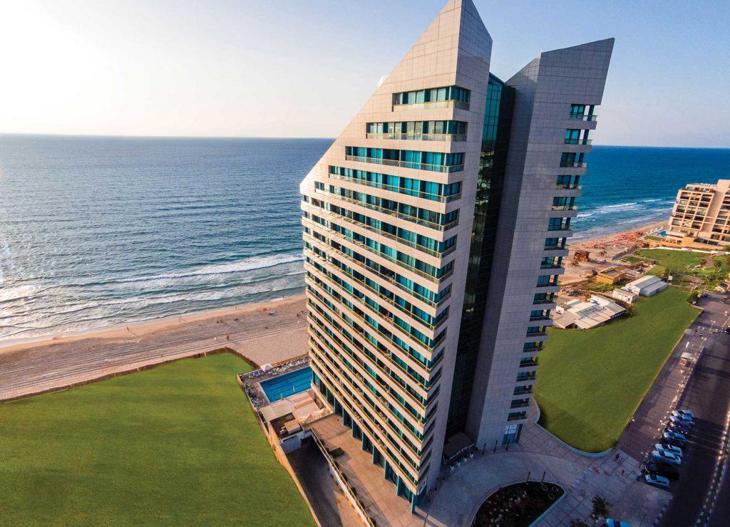 מלון הרברט סמואל אוקיינוס סוויטס הרצליה