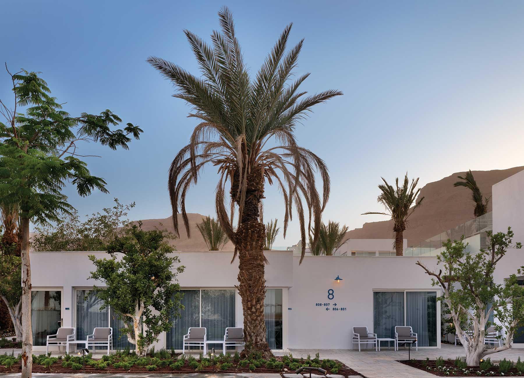 חדר במלון מילוס ים המלח