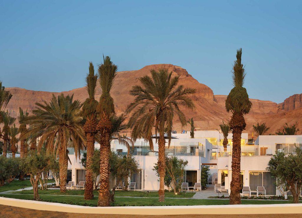 חדרים במלון מילוס ים המלח