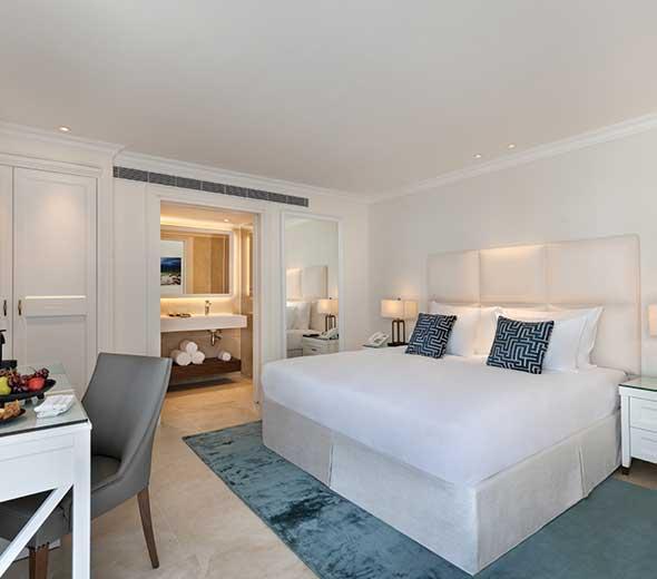 חדר נגיש במלון מילוס ים המלח