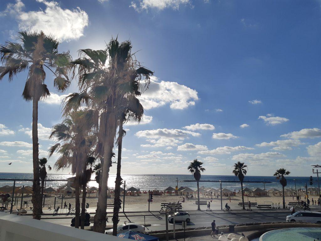 The Herbert Tel Aviv Beachfront Hotel