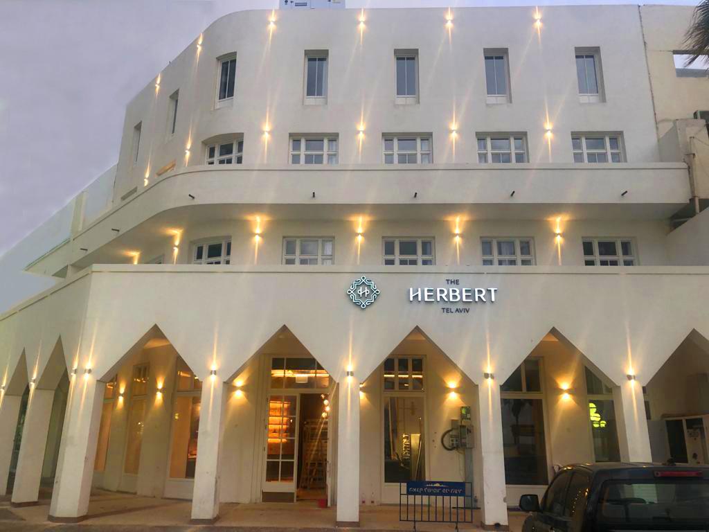 The herbert tel Aviv Hotel