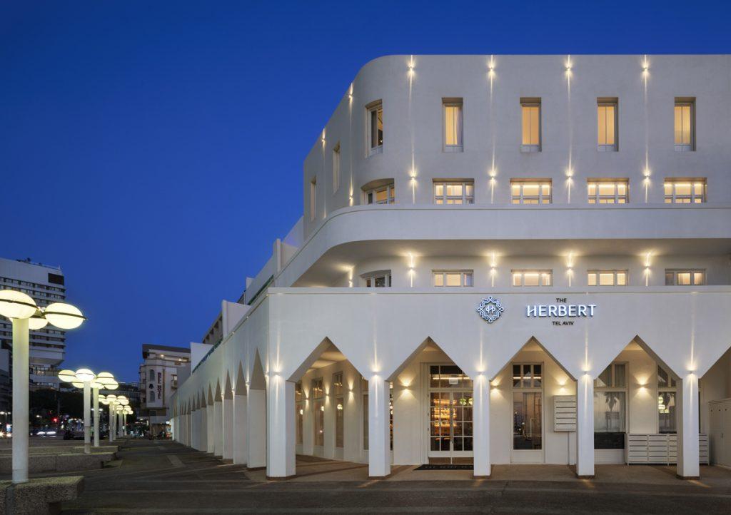 The Herbert Tel Aviv Hotel Reception