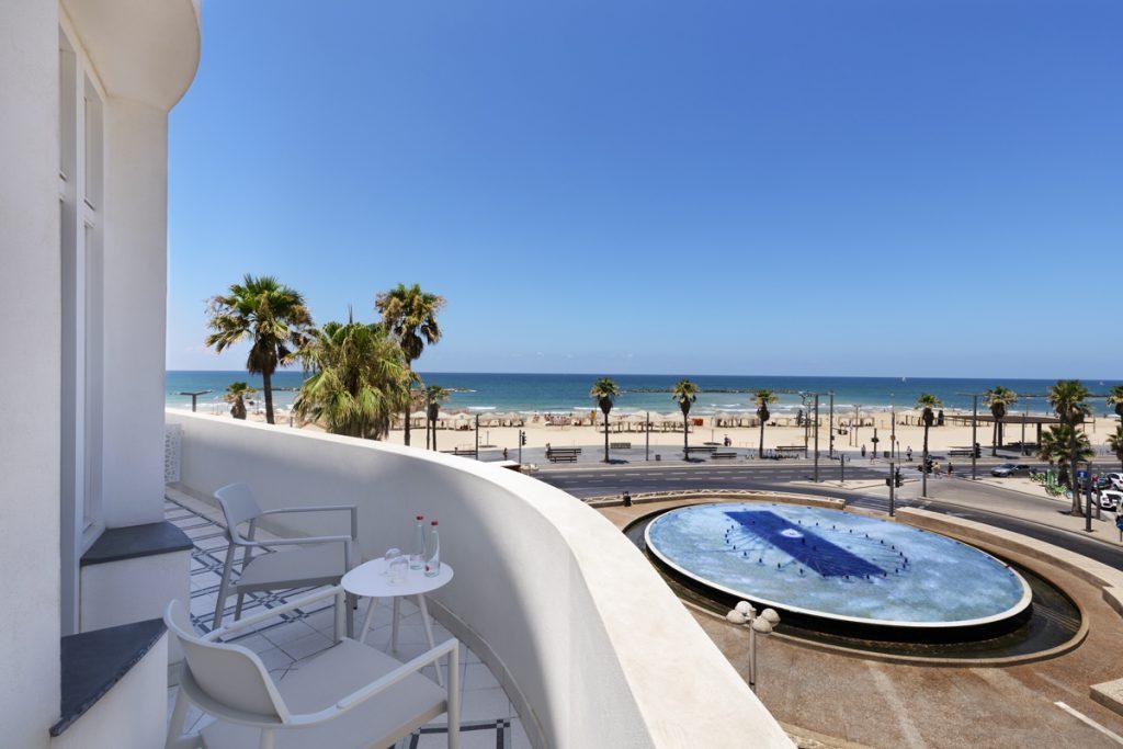 The Herbert Tel Aviv Hotel Room