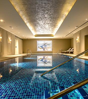 Herbert Samuel Jerusalem Hotel with Pool