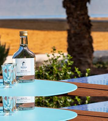 Milos Dead Sea Hotel Greek Style