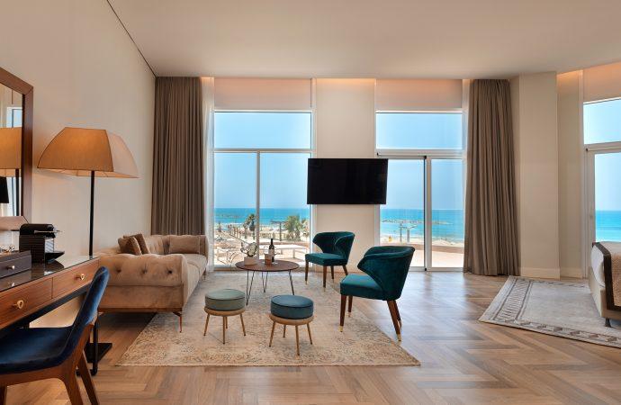 Opera Herbert Samuel Tel Aviv Hotel Suite