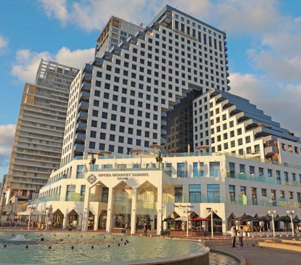 Opera Herbert Samuel Tel Aviv Hotel